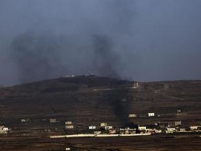 Al menos 11 muertos en bombardeo en el norte de Siria