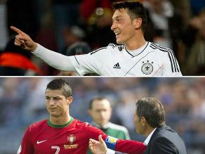 Brasil 2014: Mesut Özil envía mensaje a Cristiano Ronaldo y Portugal