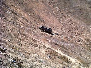 Arequipa: Cuatro fallecidos y doce heridos en accidente vehicular