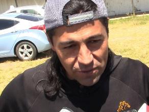 Sergio Ibarra: No tengo equipo, pienso en lo que venga en el futuro
