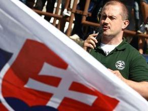 Victoria electoral de un neonazi casua terremoto político en Eslovaquia