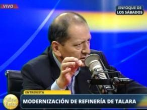Merino: Nueva refinería de Talara hará que Perú juegue en ligas mayores