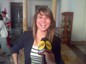 Sofía Mulanovich saludó promulgación de Ley de Preservación de Rompientes