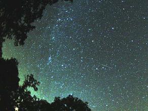 Lluvia de meteoros se podrá apreciar las noches del 8 y 9 de diciembre