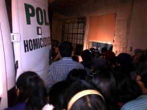 Carabayllo: Hallan a padre e hijos muertos al interior de vivienda