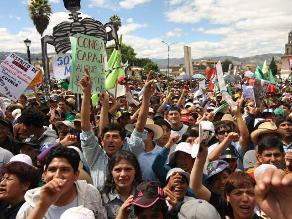 Huaroc: Perú cerrará el año con 90 conflictos sociales resueltos