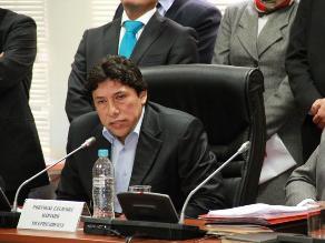 Embarcación de Alexis Humala hace pesca ilegal de anchoveta, denuncian