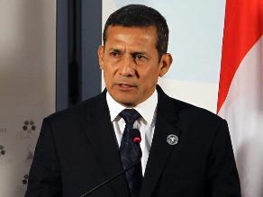 Humala dice que la Alianza del Pacífico tiene que ´incluir para crecer´
