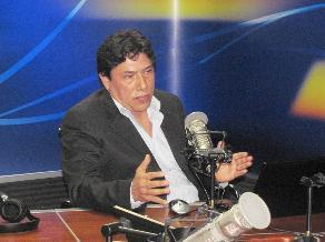 Produce denuncia penalmente a Félix Moreno por caso Alexis Humala