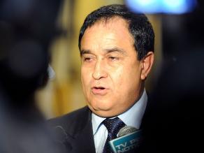 Otárola: Diálogo por salario en PJ debe privilegiar intereses nacionales