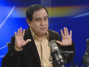 Otárola pide al TC no entrar en temas de presupuesto