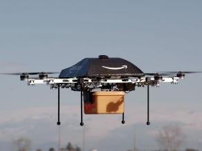 CEO de eBay describe a drones de Amazon como