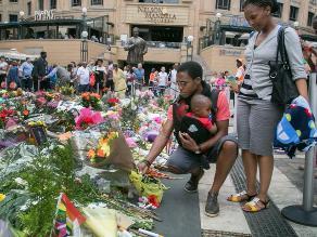 Cuarto día de duelo oficial: Cientos de actos siguen honrando a Mandela