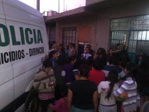 Interrogan a mujer por muerte de su esposo y dos hijos en Carabayllo
