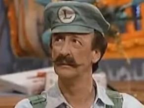 Murió actor que interpretó a Luigi en serie de TV