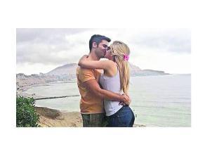 Jesús Neyra luce su romance con modelo Patricia Redelius