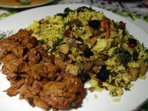 Cena vegana, una alternativa al pavo o lechón en estas fiestas