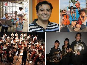 Música para la vida con la Orquesta de Barro