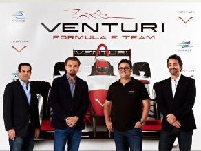Leonardo di Caprio tendrá una escudería en el campeonato de Fórmula E