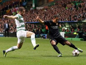 Incidencias del Barcelona vs. Celtic por la Champions League