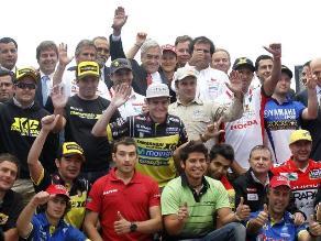 Dakar 2014 calienta motores en Valparaíso con el presidente Piñera