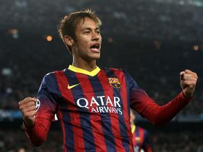 Champions: Barcelona golea a Celtic con brillante actuación de Neymar