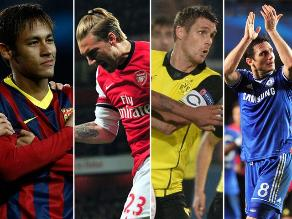 Conoce los equipos que lograron el pase a octavos de Champions League