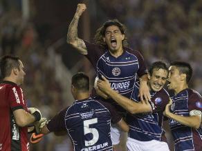 Lanús vence a Ponte Preta y se proclama campeón de la Copa Sudamericana