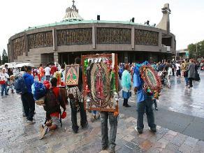 México: hoy se celebran 482 años de la aparición de la virgen de Guadalupe