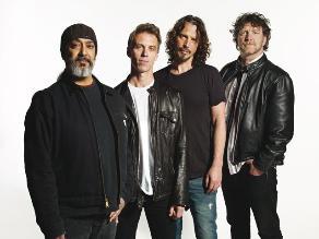 Soundgarden confirma concierto en Perú