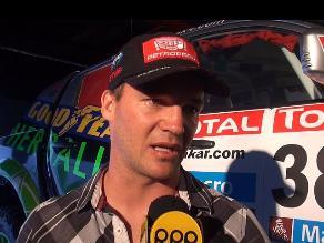 Nicolás Fuchs: Algún día me verán correr en el Rally Dakar