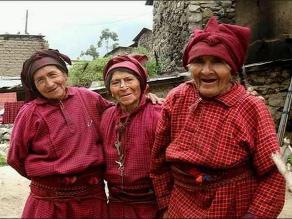 El jaqaru de Tupe fue declarado Patrimonio Cultural de la región Lima