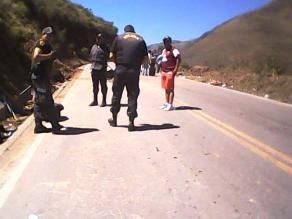 Arequipa: PNP coordina seguridad por presentación de EIA de Tía María