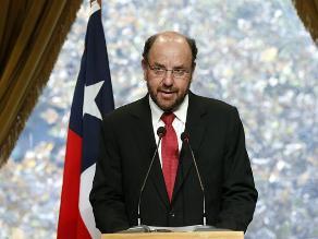Chile ratifica que aplicará política de Estado en lectura de sentencia