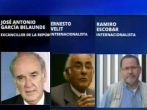 Reacción tras anuncio de La Haya: Fallo profundizará relación Perú-Chile