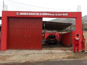Ventanilla: Municipio se compromete a construir compañía de bomberos