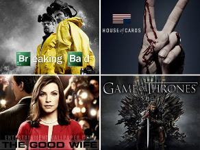 Las diez mejores series de televisión de 2013
