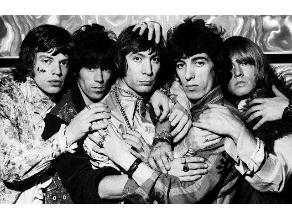 Primera década de los Rolling Stones se expone en fotos en Buenos Aires