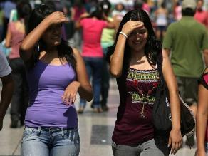 Senamhi: radiación ultravioleta alcanzará nivel 12 este fin de semana
