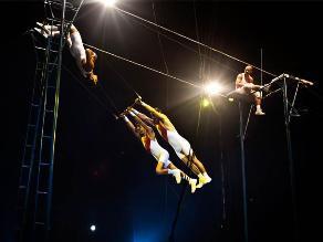 Escuela de circo de La Tarumba busca talentos