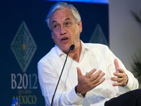 Piñera esperará ´con tranquilidad y sin triunfalismo´ fallo de La Haya
