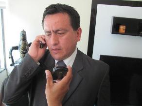 Chiclayo: ex juez Oscar Tenorio retornaría al Poder Judicial