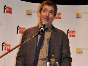 Santiago Roncagliolo ganó Premio de Literatura Infantil El Barco de Vapor