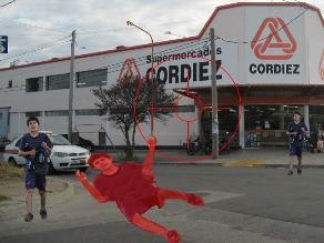 Argentina: Crean polémico videojuego para matar saqueadores