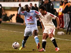Incidencias del duelo Universitario-Real Garcilaso en el Monumental