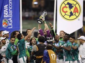 León obtiene su sexto título en el fútbol mexicano al ganar el Apertura