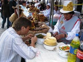 Comida en la calle: ¿cómo evitar infecciones?
