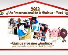 Año Internacional de la Quinua benefició a miles de peruanos