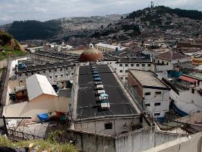 Ecuador: Fugan 55 presos de centro de detención provisional de Quito