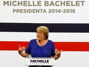 Bachelet: Política de Estado sobre La Haya continuará